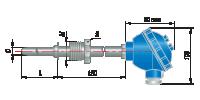 Конструктивное исполнение ДТПХ035.И.EXI