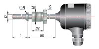 ДТПХ205 термопары с выходным сигналом 4…20 мА