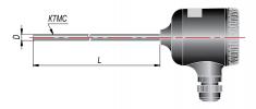 ДТПХ275 термопары с выходным сигналом 4…20 мА