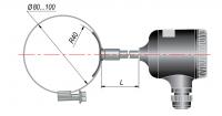 ДТС325 термосопротивления с выходным сигналом 4…20 мА