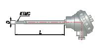 Термопары на основе КТМС модель 025