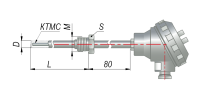 Термопары на основе КТМС модель 075