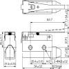 Габаритные размеры MTB4-MS7125