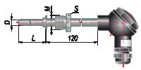 Конструктивное исполнение ДТП035