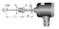 ДТПХ365 термопары с выходным сигналом 4…20 мА