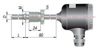 ДТПХ185 термопары с выходным сигналом 4…20 мА