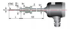 ДТПХ285 термопары с выходным сигналом 4…20 мА