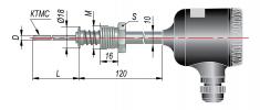 ДТПХ295 термопары с выходным сигналом 4…20 мА