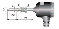 ДТПХ095 термопары с выходным сигналом 4…20 мА
