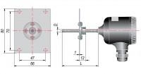 ДТС105 термосопротивления с выходным сигналом 4…20 мА