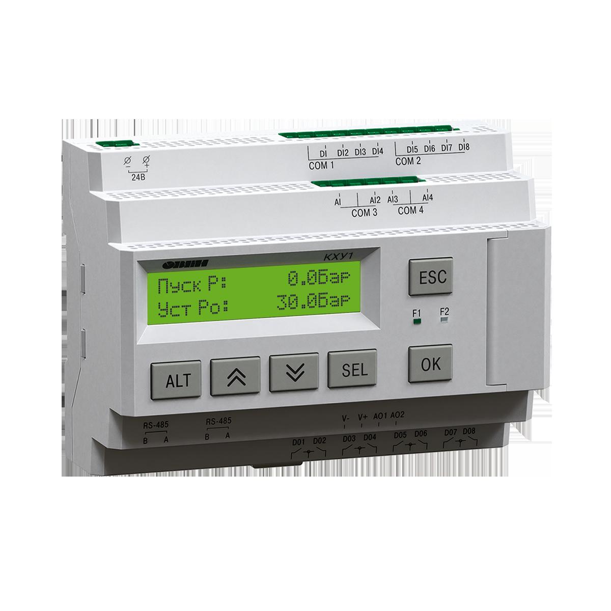 КХУ1 контроллер для управления холодильными установками