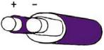 Схема подключения кабеля термопарного ОВЕН СФКЭ