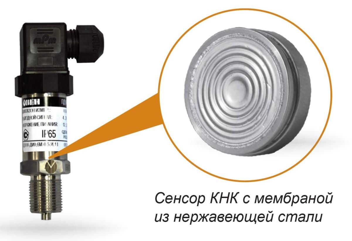 ПД100-ДИ модели 1х1 датчики давления для вспомогательных процессов